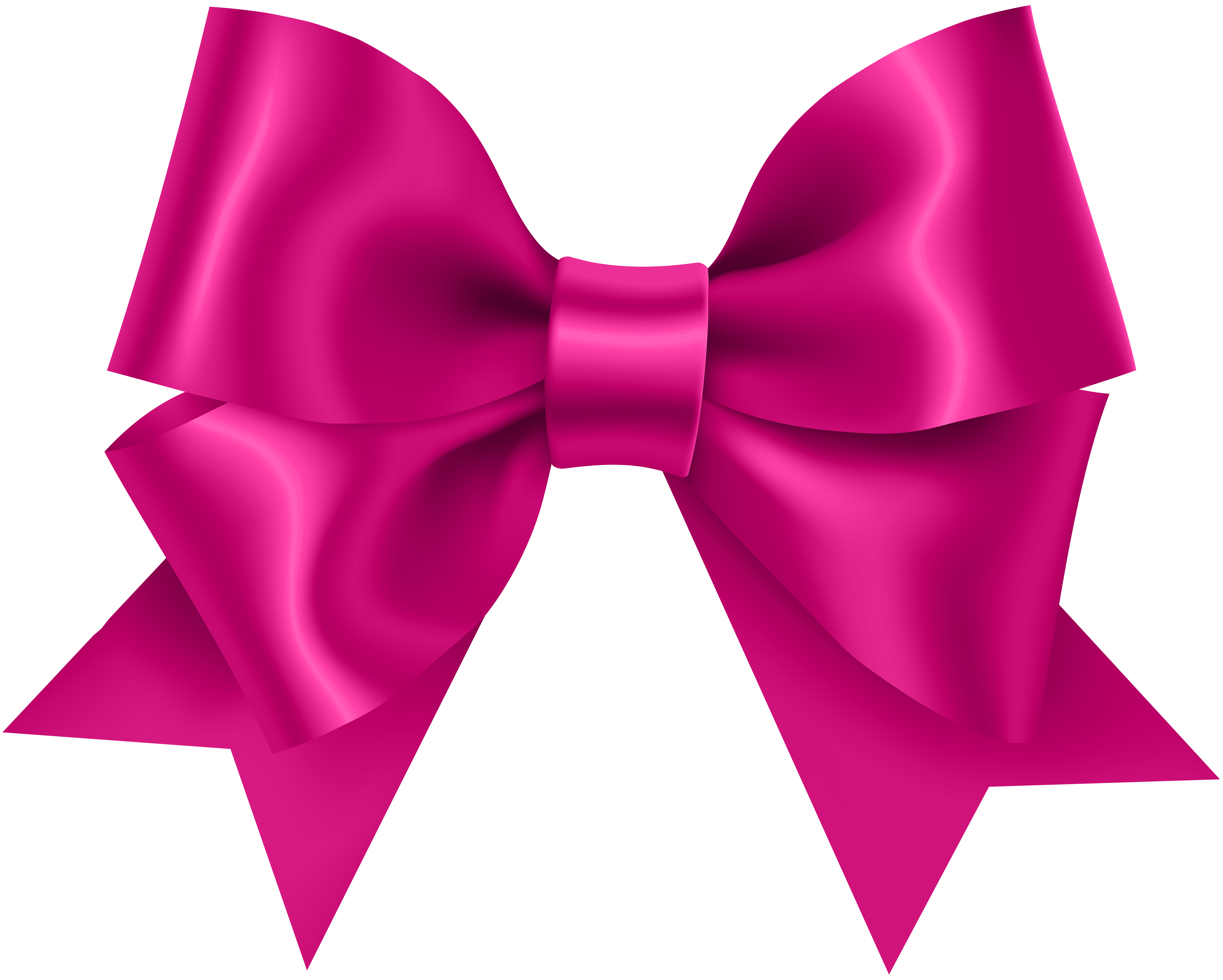 Pink Bow Transparent Clip Art Gallery Yopriceville High Quality Images And Transparent Png Free Clipart Bows Clip Art Pink Bow
