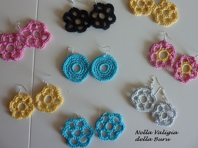 Crochet earrings free pattern inspiring ideas pinterest crochet earrings free pattern dt1010fo