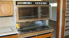 Retro Simpson Fabulous 400 Benchtop Stove 1970 S Double Wall Oven Stove Wall Oven