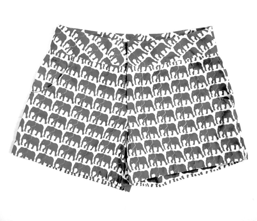 You're an Animal Shorts-- on sale for $15! These amazing shorts are screen printed and sewn in Uganda, and help rehabilitate women from lives of prostitution. Find out more at www.remnantintl.org