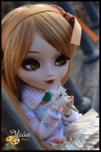 Ilión - Pullip Blanche | Flickr - Photo Sharing!