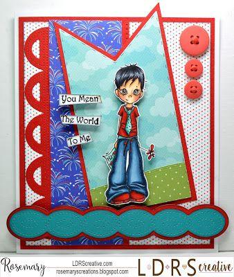 Rosemary's Creations: LDRS Creative: SC Mama's Boy