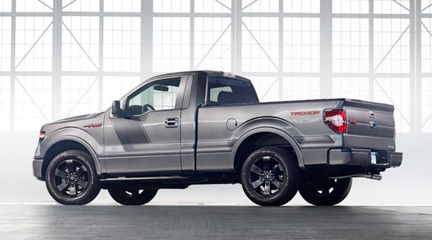F 150 Tremor >> The 2014 Ford F 150 Tremor A Modern Day Svt Lightning