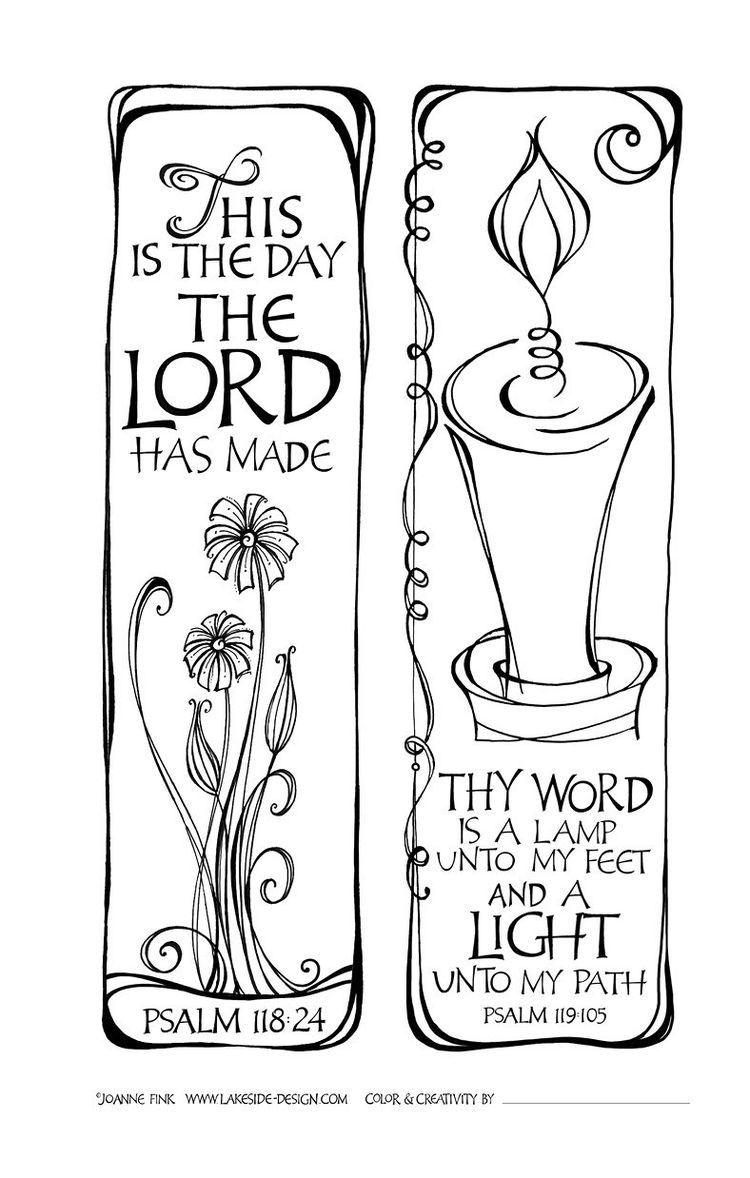 Pin de Joan Stephens en Bible Journaling | Pinterest | Separadores ...