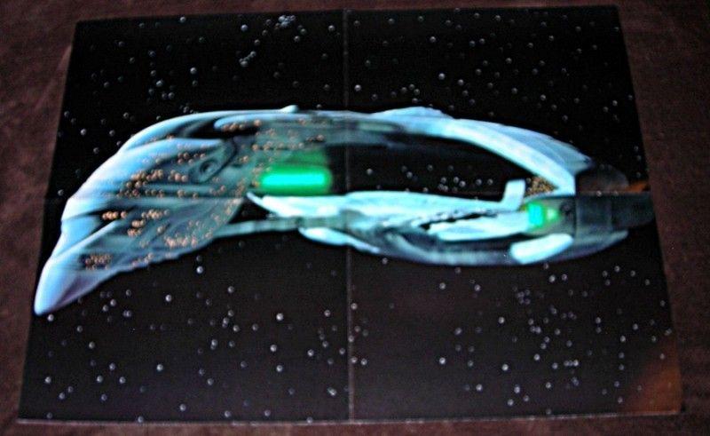 """Star Trek """"Romulan Ship"""""""