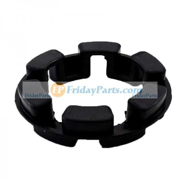 Screw Compressor Parts Flexible Rubber Coupling Element