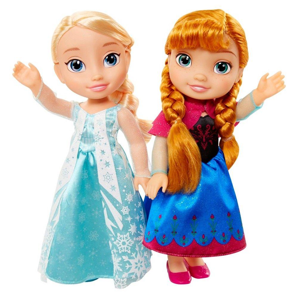 Disney Classic Fashion Elsa Exquisite Craftsmanship; Disney Frozen Fashion, Character, Play Dolls