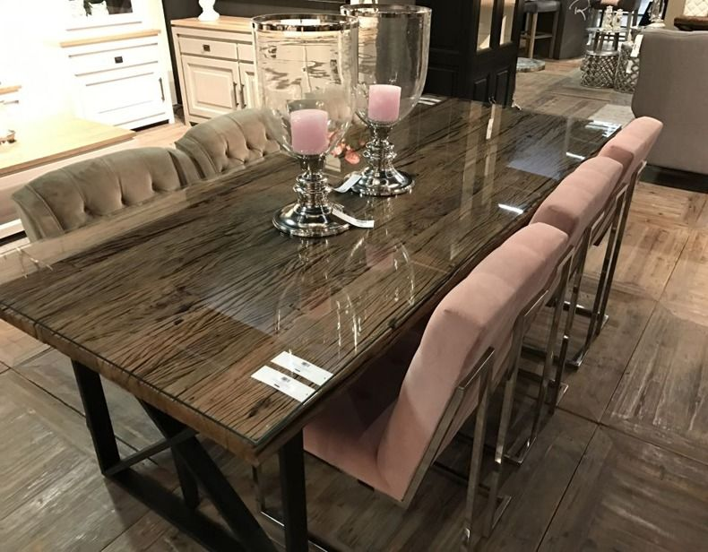 Selecting Wood Desk Reclaimed Dining Table Modern Dining Table Dining Furniture
