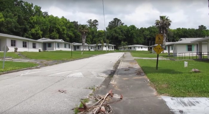 You Won't Find A Soul In This Abandoned Town In Florida