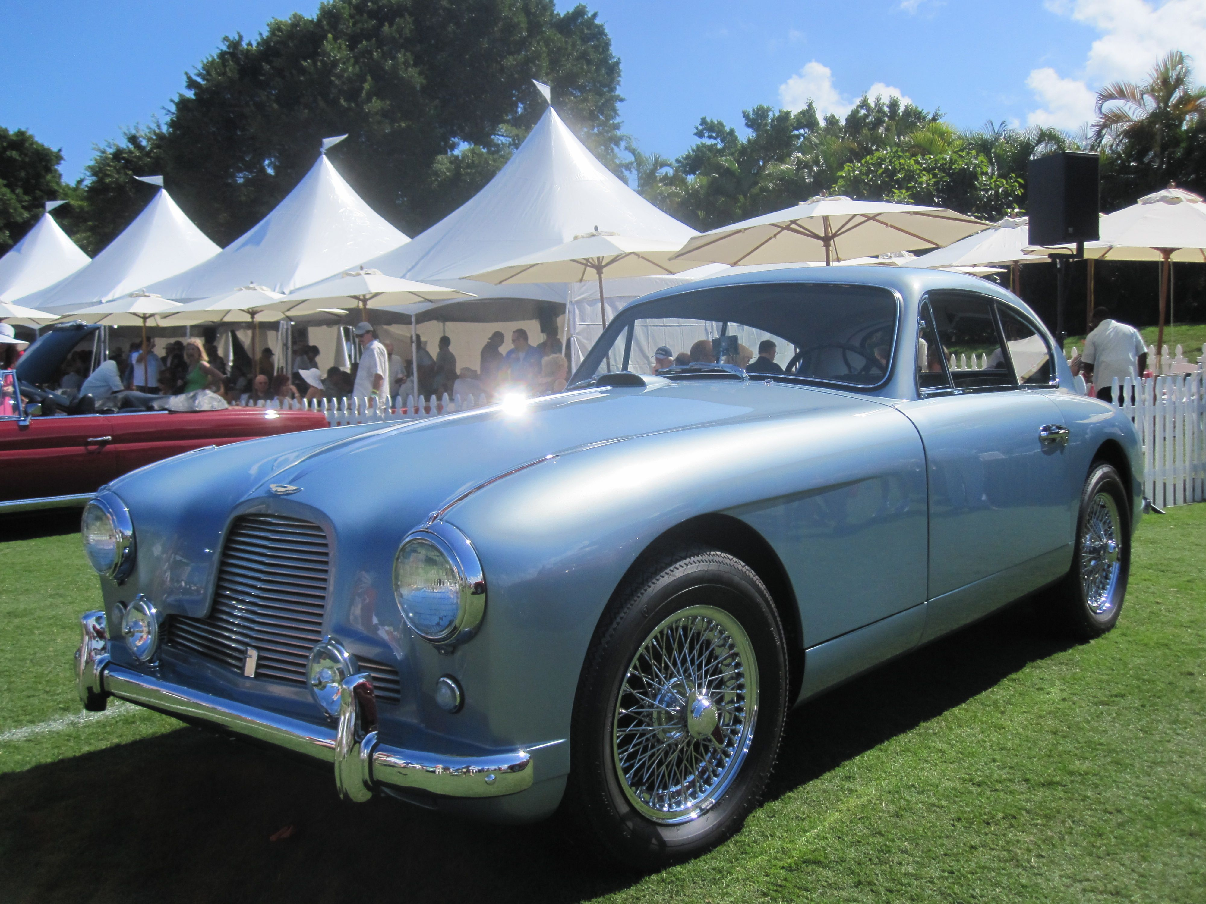 Vintage Aston Martin Redline Aston martin, Antique