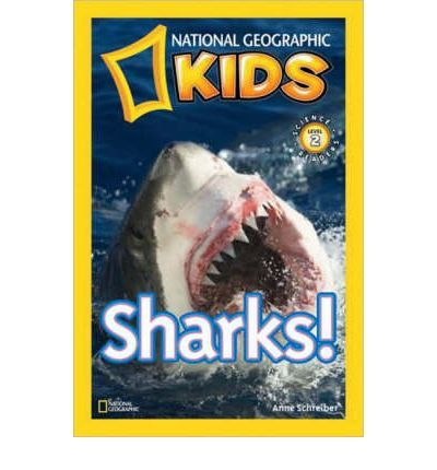 Offers Information On The Shark The Fish Who Ruled The Deep Before Dinosaurs Roamed The Earth Science Readers National Geographic Kids National Geographic