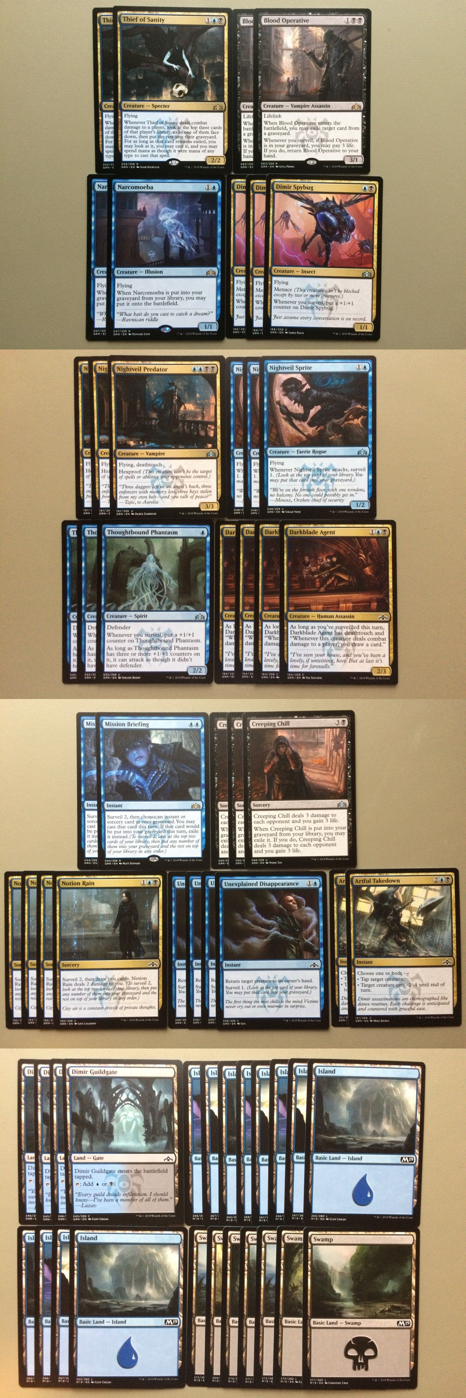 Thief of Sanity Guilds of Ravnica
