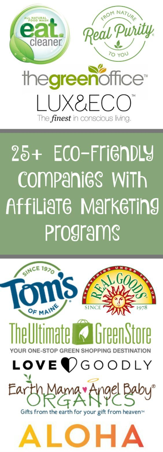 25+ Natural, Fair Trade & EcoFriendly Companies with