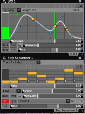 Introduction to the LFO and Step Sequencer plugins