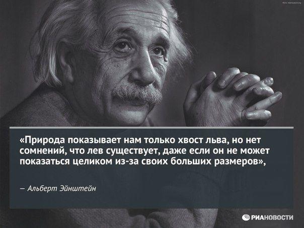 Лучшие высказывания Альберта Эйнштейна » Смешные Анекдоты ...