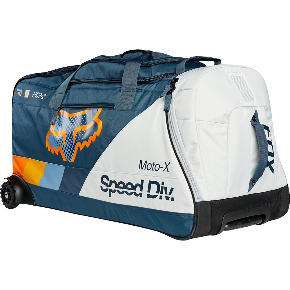 af99a612b2 Fox Racing® Light Grey SHUTTLE ROLLER GEARBAG - Foxracing.com Gifts -  Official Foxracing.com