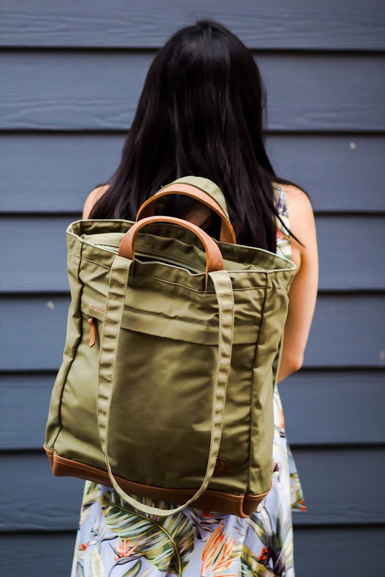 9b5f3ff6c Review: Fjällräven No. 2 Totepack - Fast Food & Fast Fashion | a personal  style blog