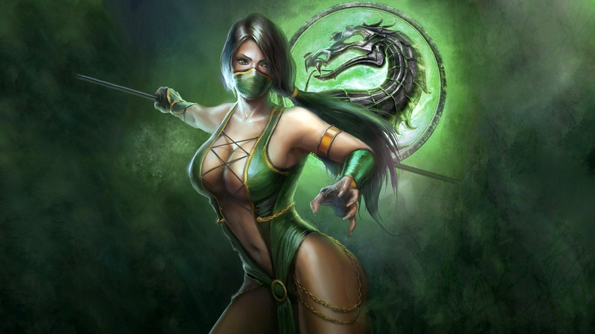 Jade Mortal Kombat X Wallpaper Games Mortal Kombat Jade Mortal