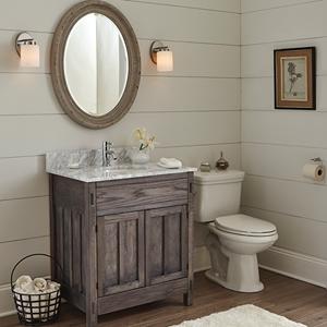 Rustoleum Varathane Weathered Wood Gray Stain Diy Bathroom Vanity Small Bathroom Vanities Bathroom Vanity