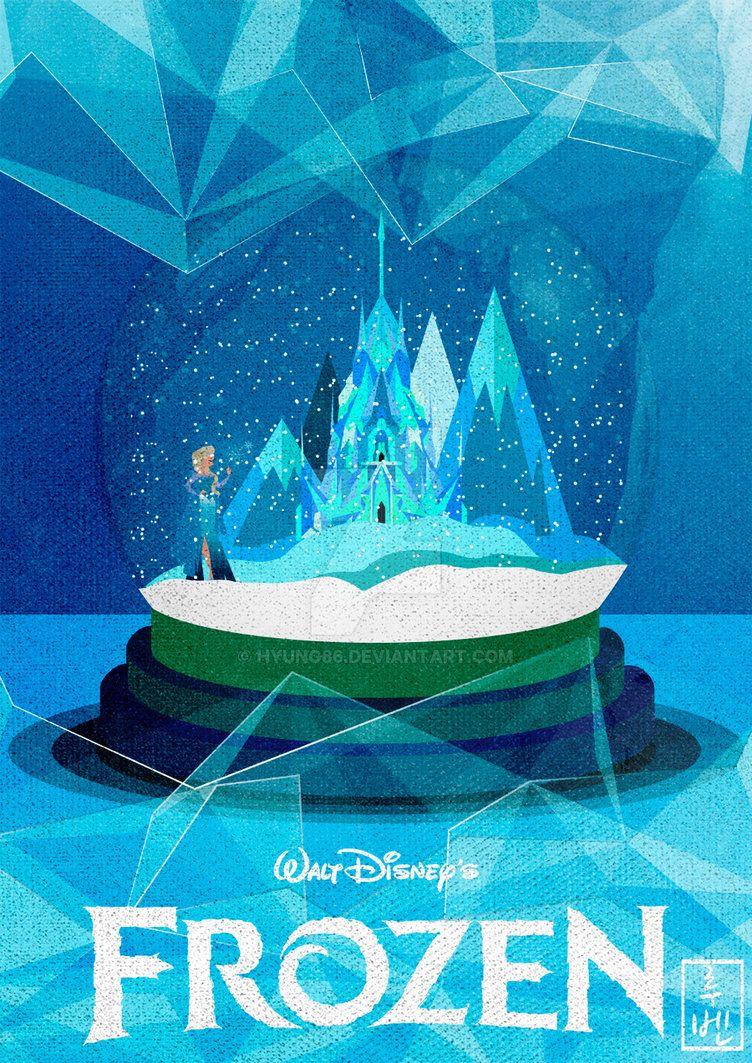 Disney Classics 53 Frozen by Hyung86 on DeviantArt