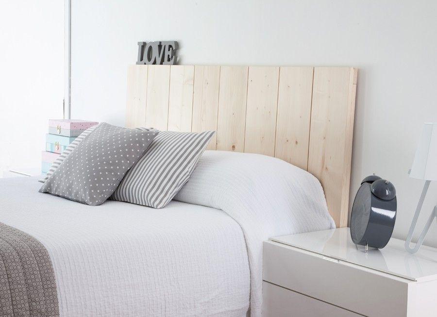 Dormitorio Kenay ~ Nordik cabecero cabeceros de cama Pinterest Cabecero