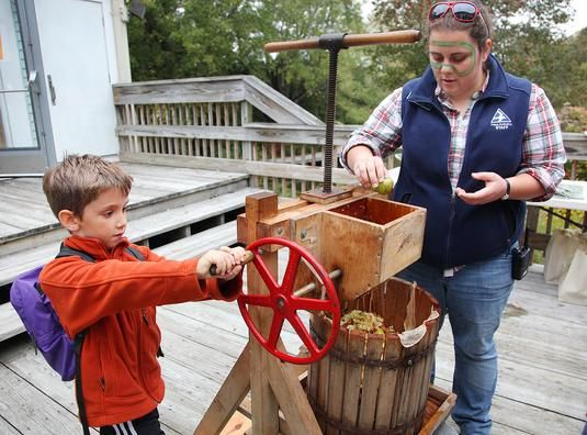 Celebrate fall at Blue Hills Trailside Museum. Quincy, MA - The Patriot Ledger