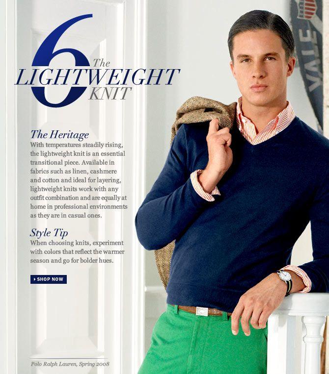 The Light Weight Knit