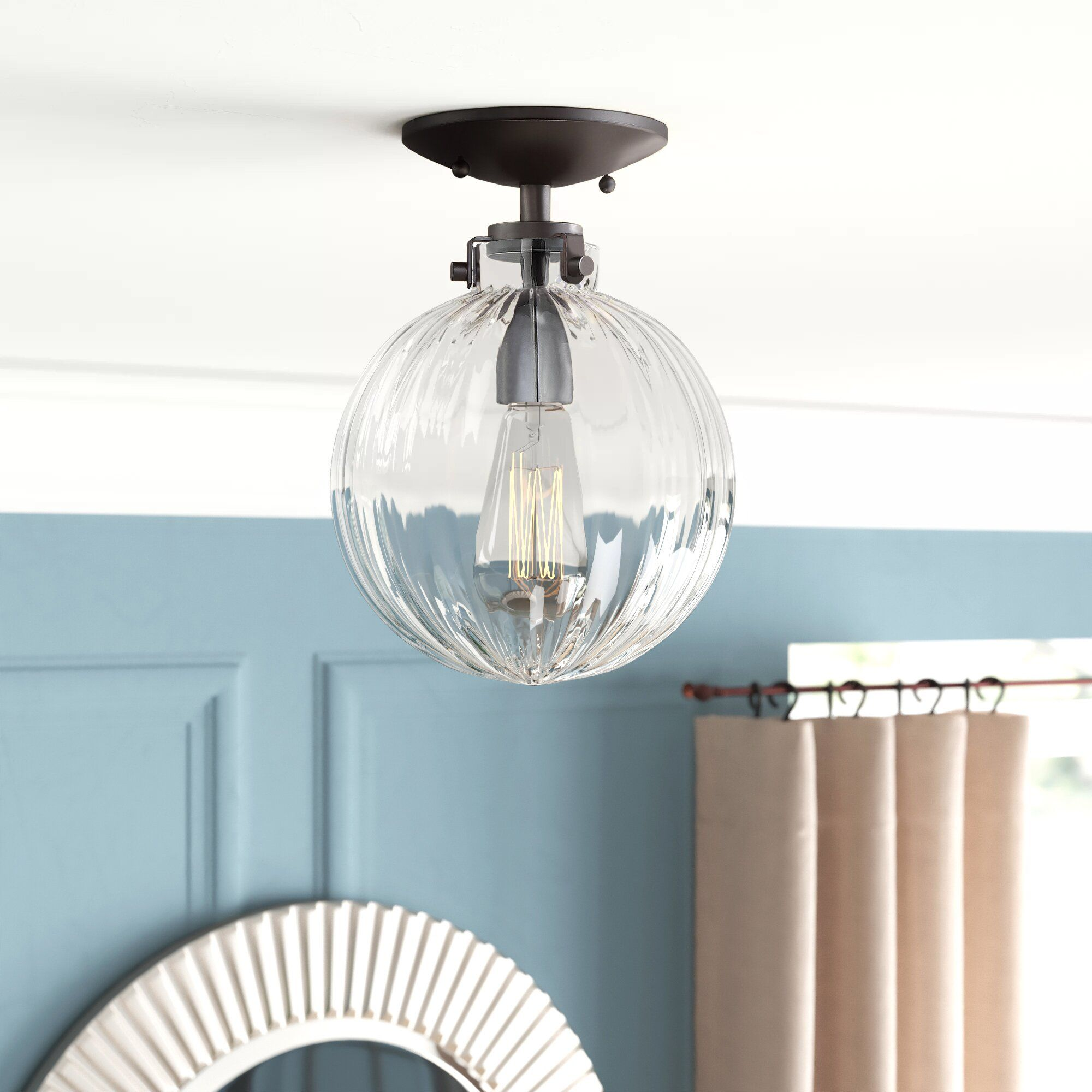 Better Homes And Gardens Frosted Glass Globe Lights