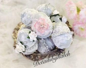 Sofreh aghd eieren set van 10 decoratieve eieren door Detailsbyhaleh