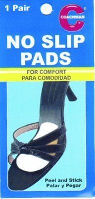 No Slip Pads for the Inside of Your