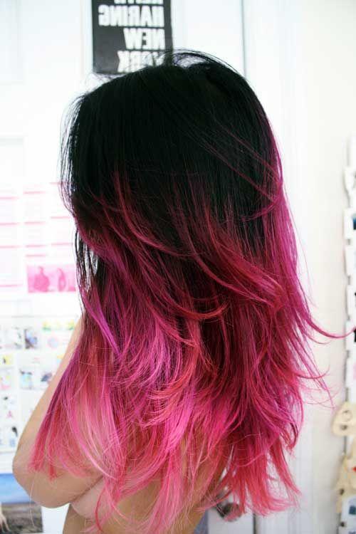 40 Fotos De Cabelos Pretos Com Luzes Saiba Como Fazer Hair Color