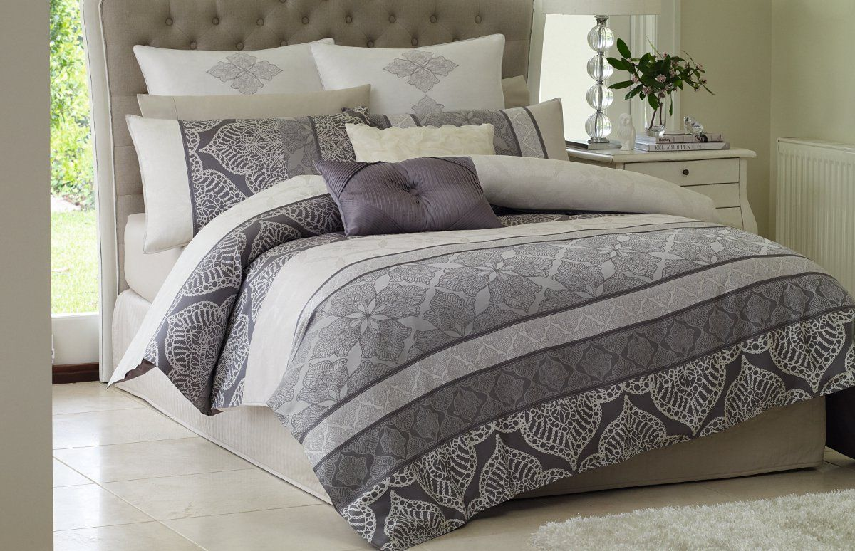 Filigree Quilt Cover Set   Products: Bedroom Dreaming   Pinterest ... : cheap quilt cover sets online - Adamdwight.com