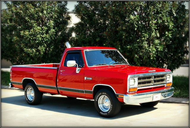 1991 Dodge Ram Styleside Dodge Trucks Dodge Trucks Ram Dodge Pickup