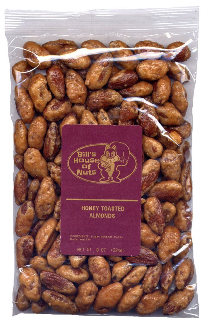 Honey Toasted Almonds, Fresh, Crunchy, Delicately Sweet, and Unique (8 oz) *** Insider's special review you can't miss. Read more  : Fresh Groceries