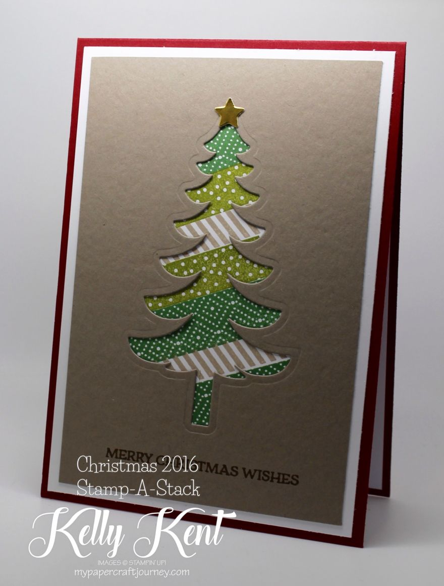 Wordpress Com Christmas Tree Cards Stampin Up Christmas Cards Stamp A Stack