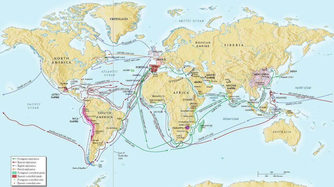 mapping explorers - Google Search Explorers Pinterest - fresh world map quiz practice