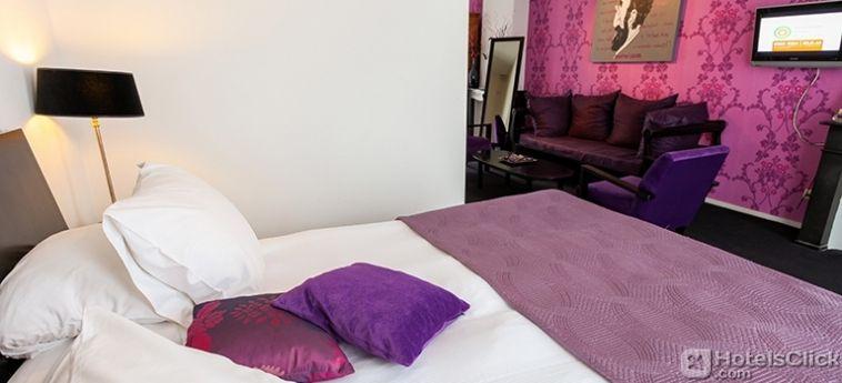 Il Sandton Hotel de Filosoof, è situato in una tranquilla zona ...
