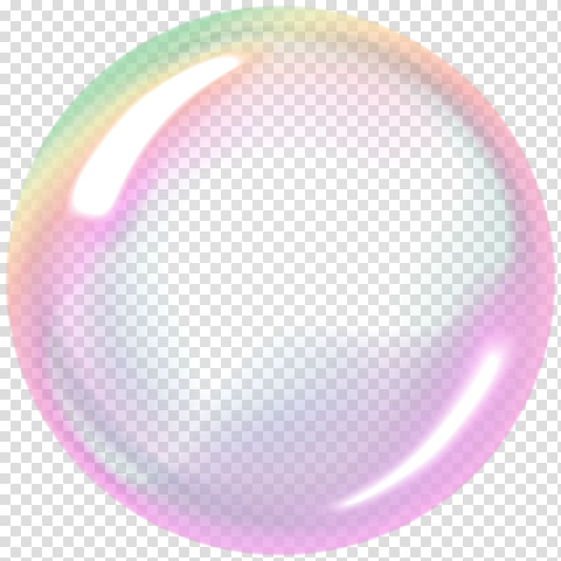 Soap Bubble Sphere Soap Bubbles Pink And Blue Bubble Illustration Transparent Background Png Clipart Soap Bubbles Clip Art Transparent Background