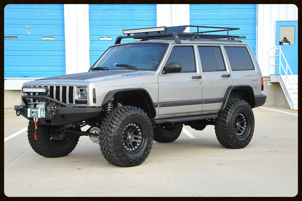 Nbsp Another Awesome Stage 4 Xj Build Click Here For Photos