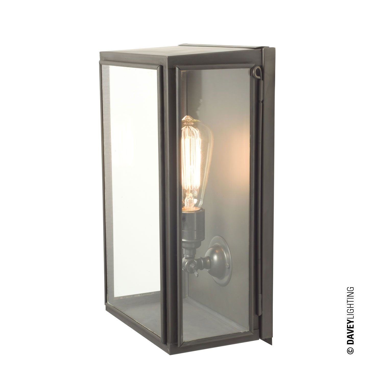 Wall light anged bronze Davey Lighting,Box Lights,7642