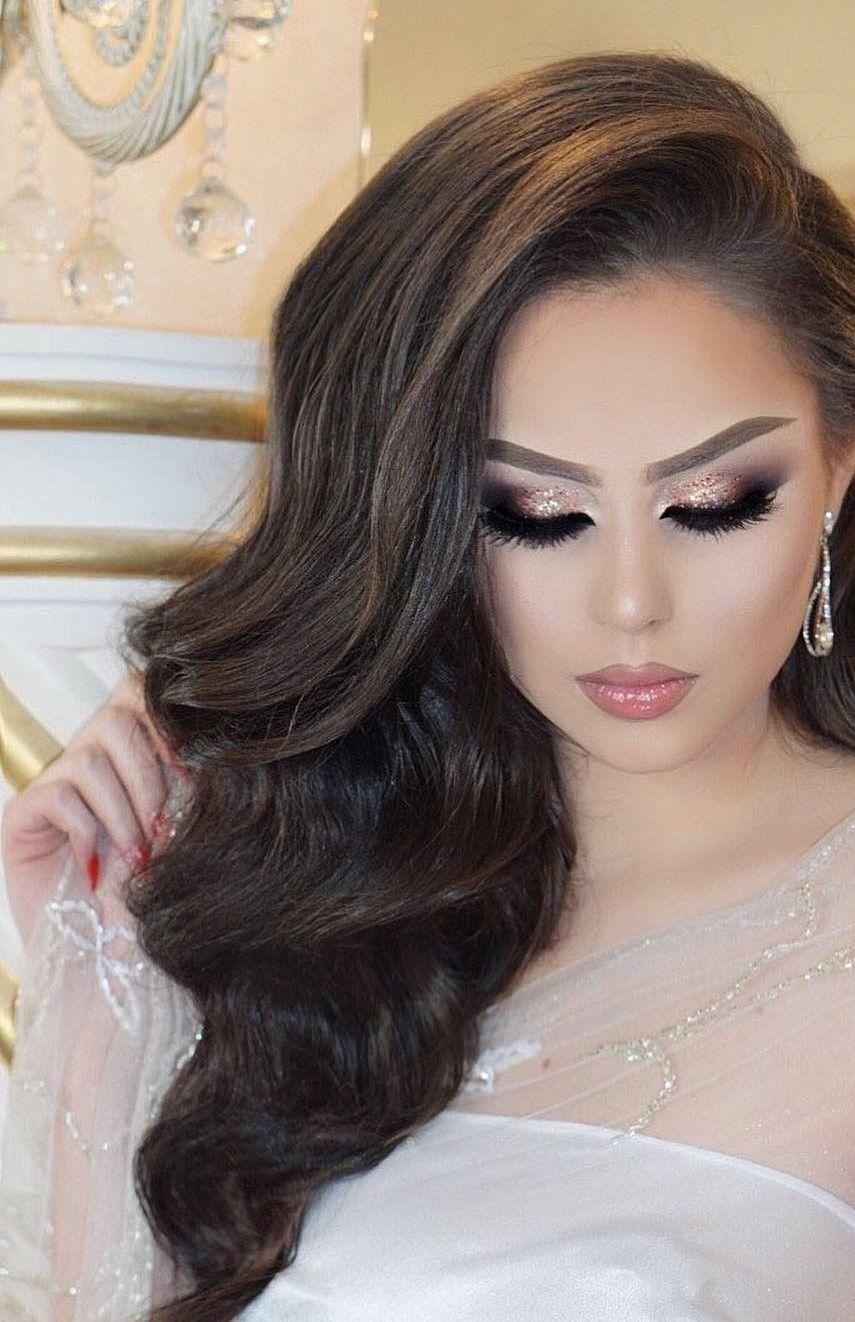 مكياج رائع للعرايس Hair Makeup Cairo Hair