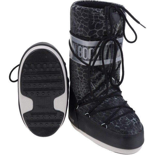 MOON BOOT MOON BOOT SUNSET Boots (1.740 NOK) ❤ liked on Polyvore featuring shoes, boots and moon boots