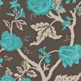 Shand Kydd wallpaper...beautiful....the branches are a metallic sheen