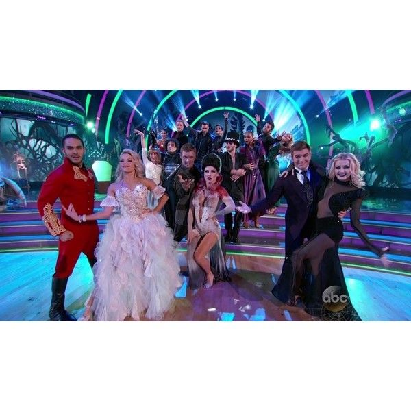 Dancing With The Stars Results Shocker Who Went Home On Halloween Night Week 7 10 26 2015 Dancing With The Stars Open Dance Tv Stars