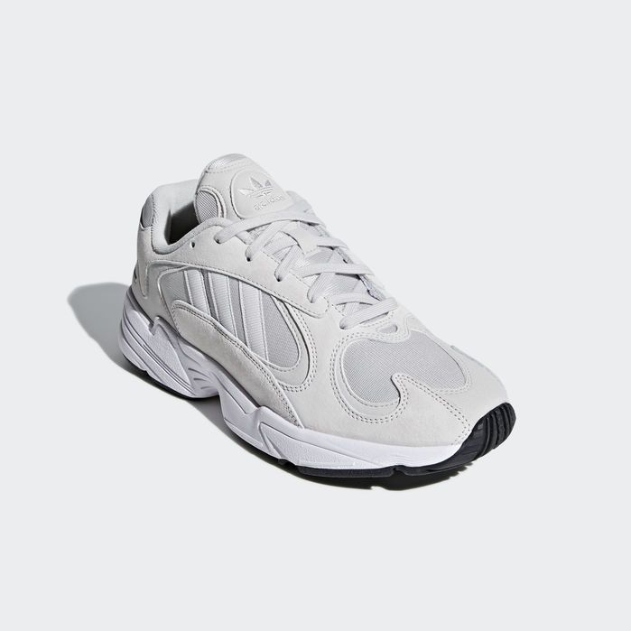 online store bc915 a11c9 Yung-1 Shoes Grey One 10.5 Mens