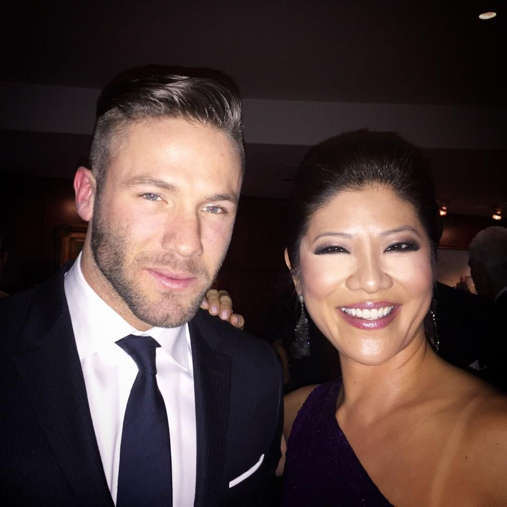 Julie Chen On Twitter Julie Chen Julian Edelman Grammy