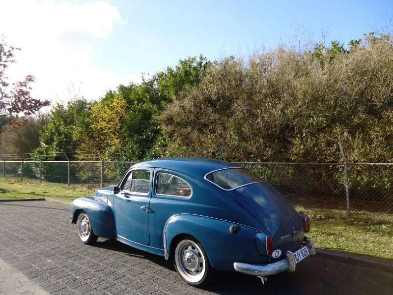 1960 VOLVO PV544 for sale | Classic Cars For Sale, UK | Hudson ...