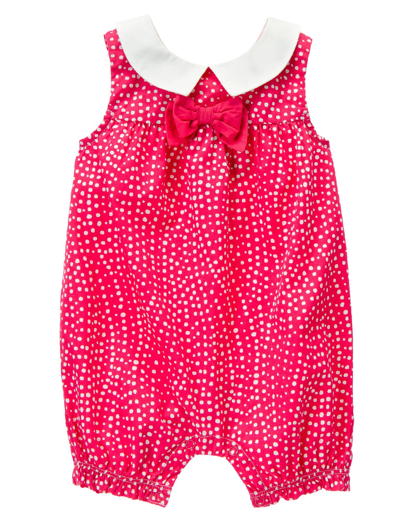 Dot Bubble e Piece at Gymboree baby girl outfits