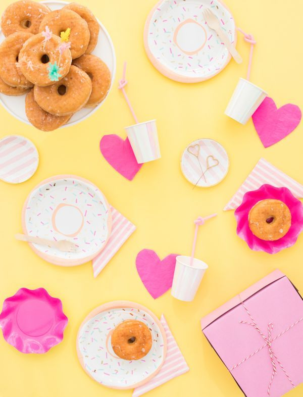 donut printables oh happy day - 600×786