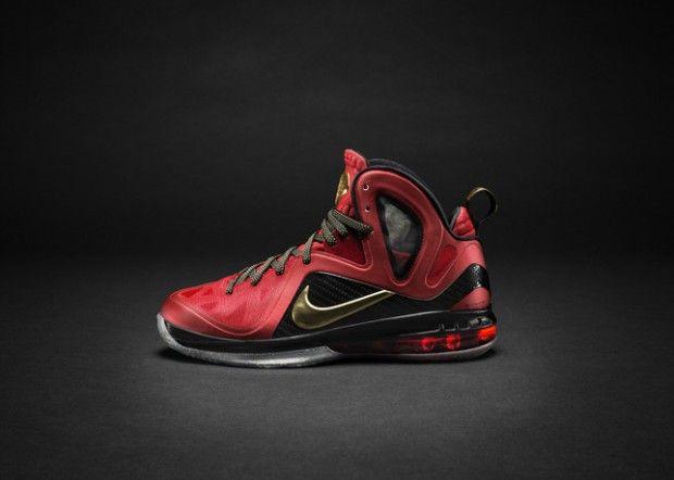 Nike LeBron 9 Championship Pack